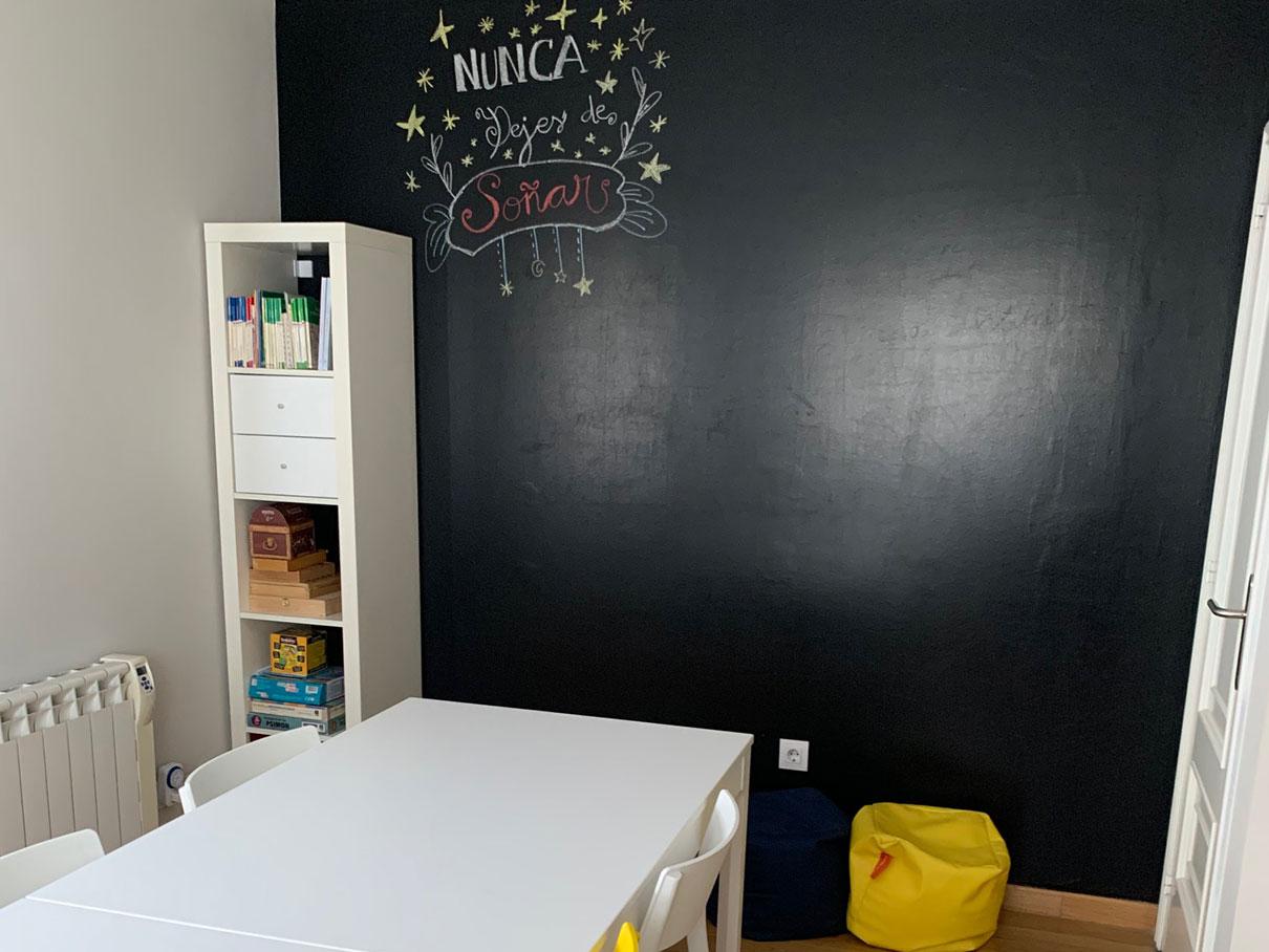Instalaciones Áreas Psicología - Habitación de ocio para niños