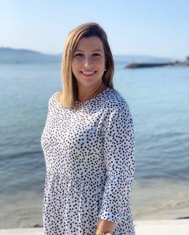 Ruth Pérez Coya fundadora de Áreas Psicología en Cangas do Morrazo
